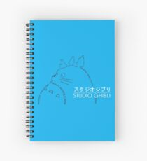 Studio Ghibli Spiral Notebook