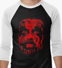 King Diamond (Red) Men's Baseball ¾ T-Shirt