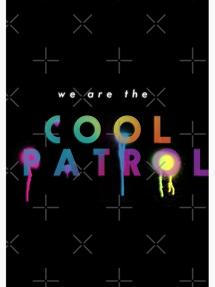 We are the Cool Patrol! by flightedbird