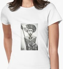 Don Quijote Womens Fitted T-Shirt