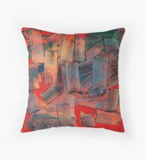 The Möbius Strip Throw Pillow
