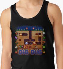 Dug Dig Men's Tank Top