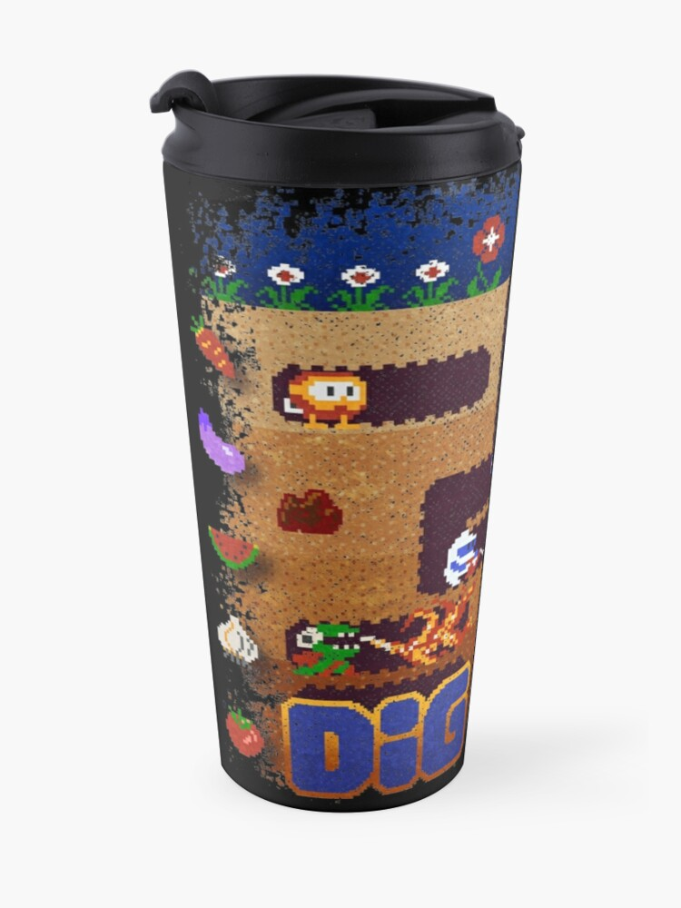 Alternate view of Dug Dig Travel Mug