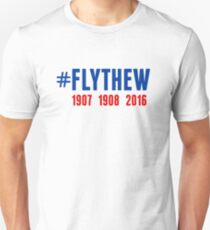 #FLYTHEW Unisex T-Shirt