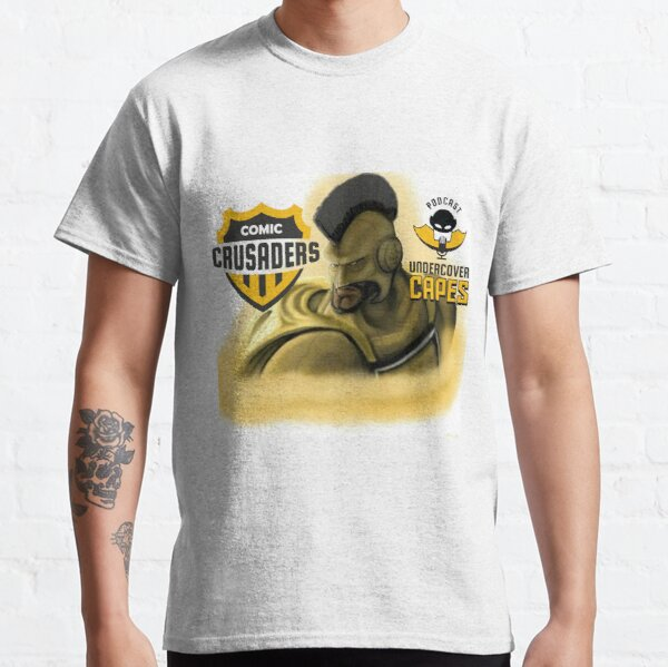 Golden Crusader #TeamCC #2 Classic T-Shirt
