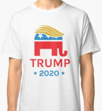 Donald Trump 2020 Elephant Classic T-Shirt