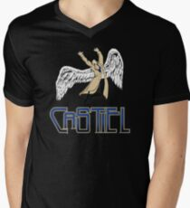 Castiel Men's V-Neck T-Shirt