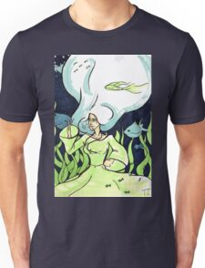 Seaweed and Fish Creatures Unisex T-Shirt