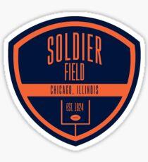 Soldier Field Sticker