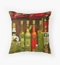 Lemoncello  Throw Pillow