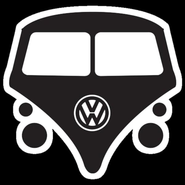 VW BUS  by Tony  Bazidlo