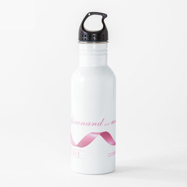 Pink Ribbon Mitenand Water Bottle