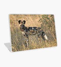 African Wild Dog Laptop Skin