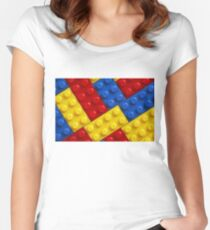 COLOUR legos Women's Fitted Scoop T-Shirt