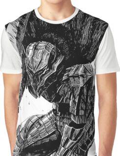Guts - Berserk Graphic T-Shirt