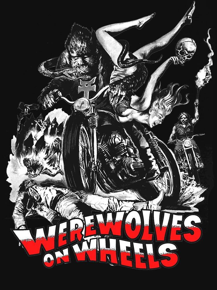Werewolves on Wheels by matttluchowski