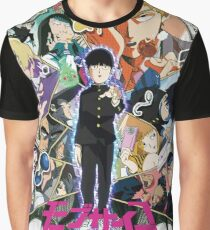MOB PSYCHO 100 Graphic T-Shirt