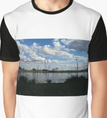 Waterscape Graphic T-Shirt