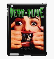 Dead Alive iPad Case/Skin