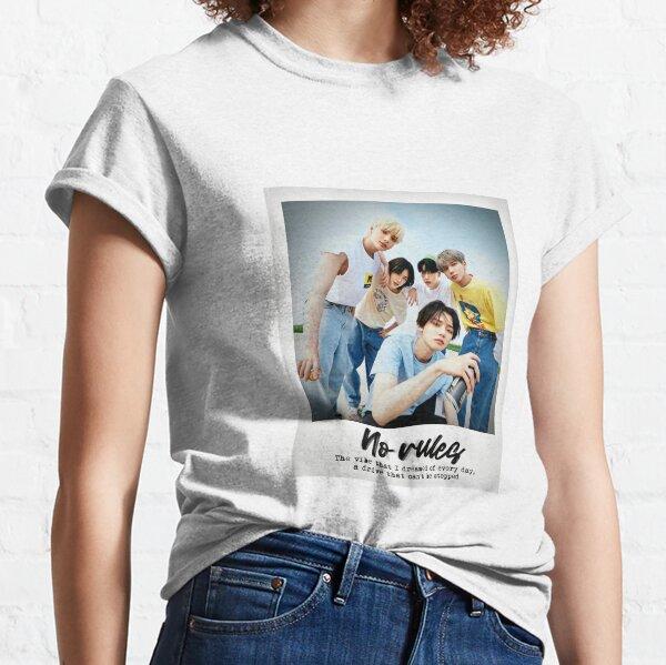 TXT No Rules Polaroid Classic T-Shirt