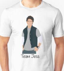 Team Jess Cartoon T-Shirt
