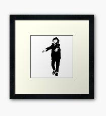 Sleep Walker Framed Print