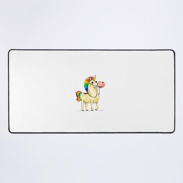Funky Unicorn Desk Mat