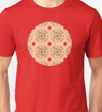 Groovy Carousel Mandala T-Shirt