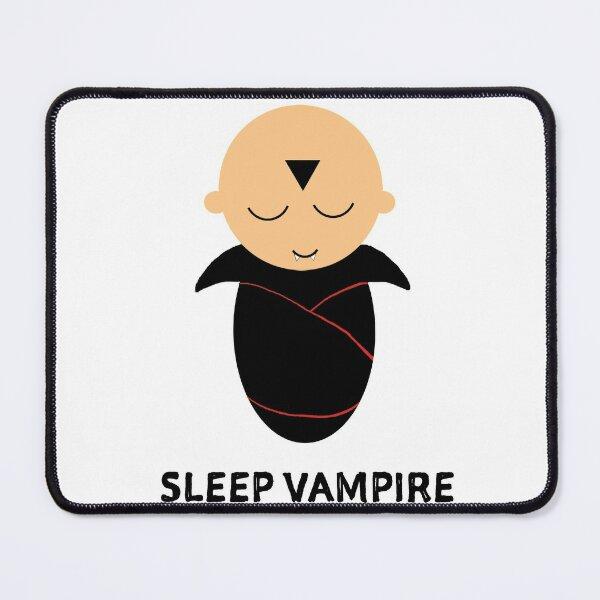 Sleep vampire Mouse Pad