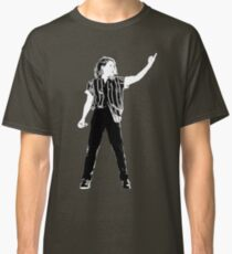 Christine and the queens singing black&white Classic T-Shirt