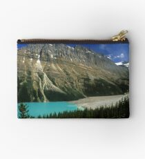 Mt. Edith Cavell in the Canadian Rockies Studio Pouch