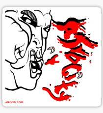 Atrocity Corp. : FacePunch Sticker