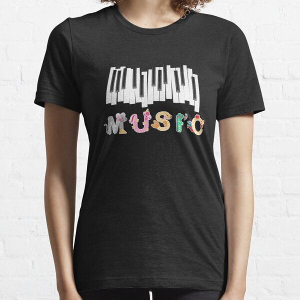 Music With Animals Essential T-Shirt