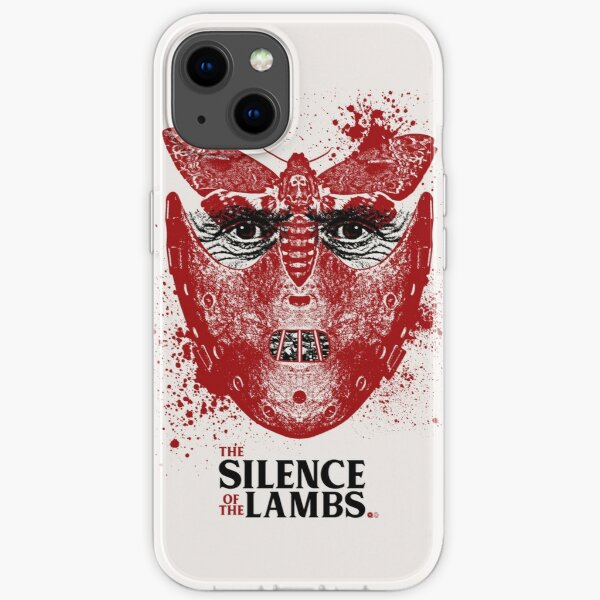 The Silence Of The Lambs (1991) Movie iPhone Soft Case