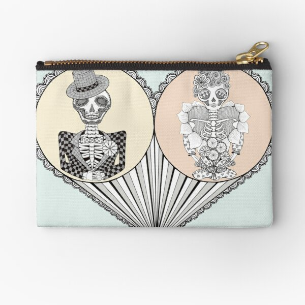 Always and Forever Zipper Pouch