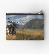 Ulysses and Ben Ohau at Dusk Studio Pouch