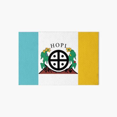Hopi Nation Flag Art Board Print