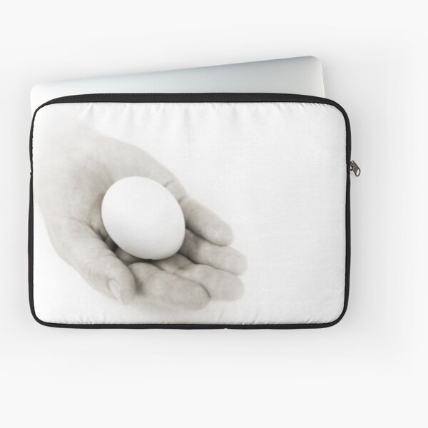 Hands: Beginning Laptop Sleeve