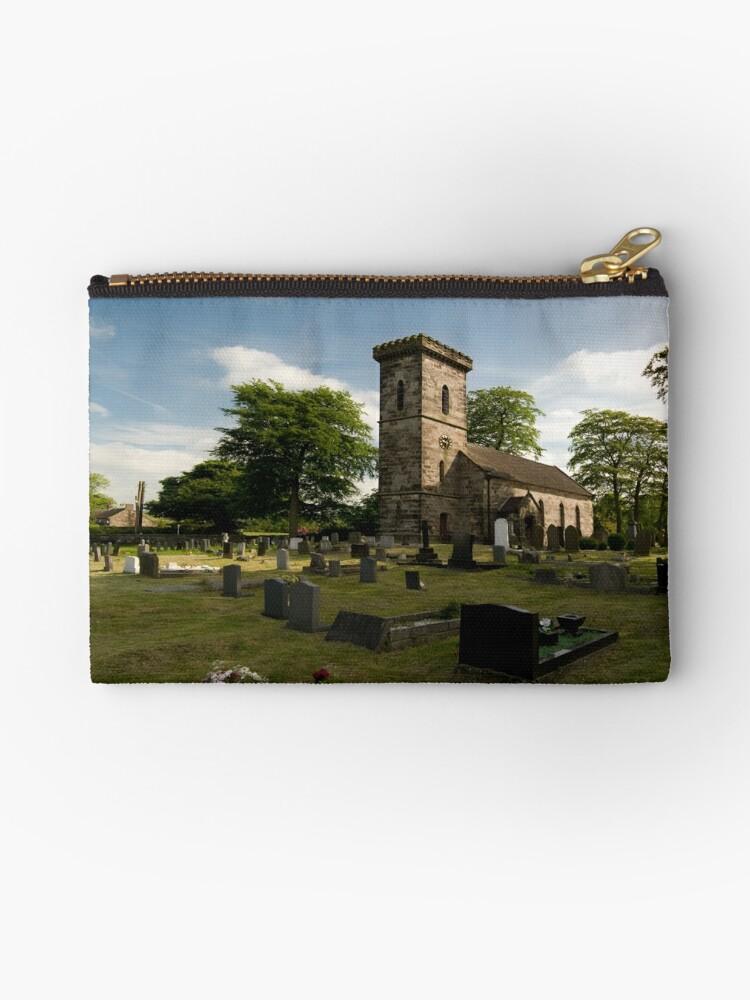 Foxt church by Brett Trafford