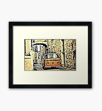 Cheapside Framed Print