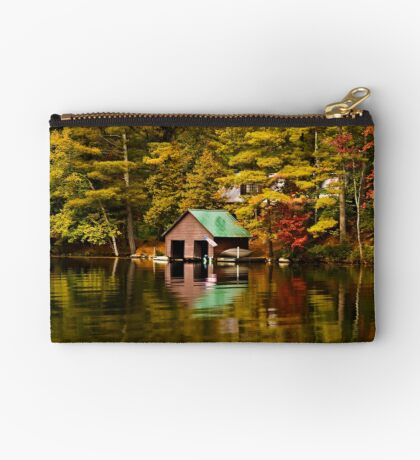 The Boat House-Lake Paradox Studio Pouch