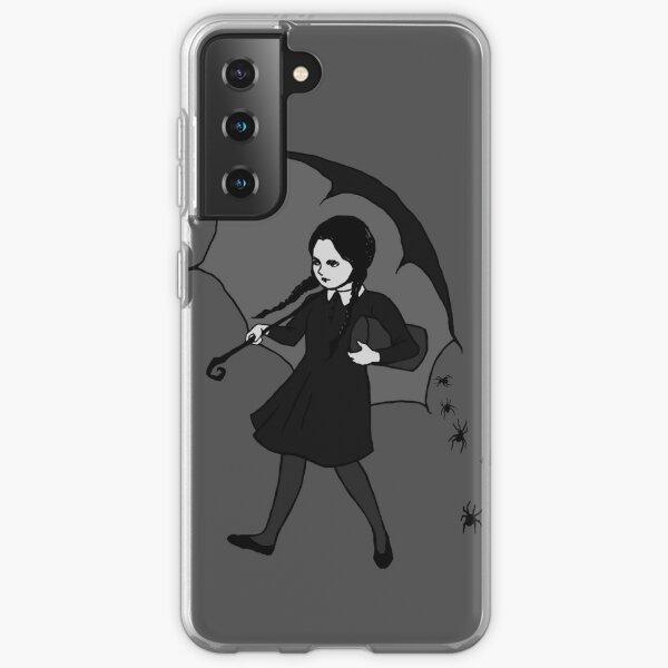 Scary Girl Samsung Galaxy Soft Case