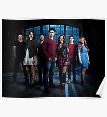 Teen Wolf Cast Poster