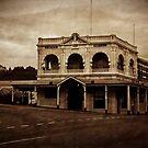 Empire Hotel, Queenstown by Shane Viper