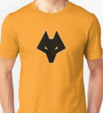 Wolves Head (1980s) Unisex T-Shirt