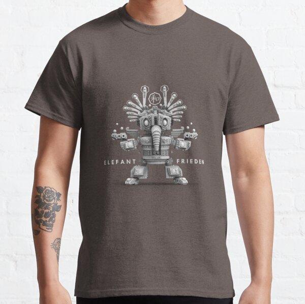 Peace Elephant 2 Classic T-Shirt
