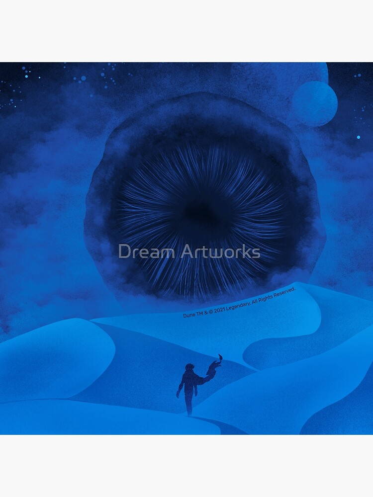 The Great Shai-Hulud, Blue Moons by DreamArtowrks