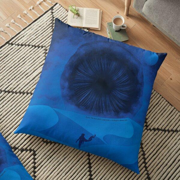 The Great Shai-Hulud, Blue Moons Floor Pillow