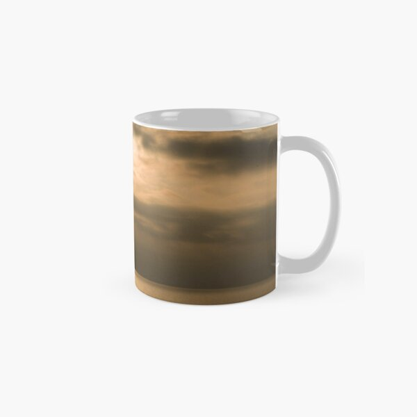 Magical sunset over the ocean photography (Italy) Classic Mug