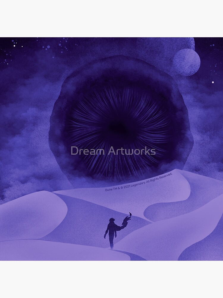 The Great Shai-Hulud, Purple Moons by DreamArtowrks